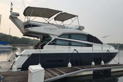Fairline Squadron 50 for sale in Singapore for $750,000 (£570,364)