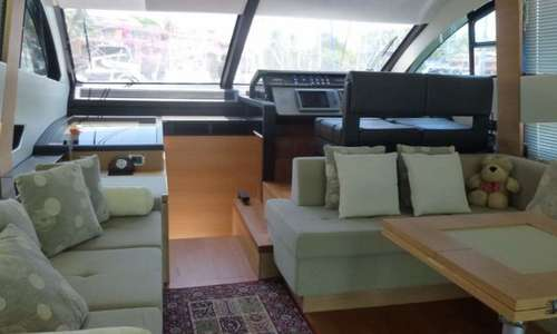Image of Fairline Squadron 50 for sale in Singapore for $750,000 (£577,101) Singaporre, Singapore