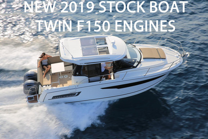 Jeanneau Merry Fisher 895 Twin Engine - New 2019 for sale in United Kingdom for £115,730