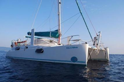 Catana 401 for sale in Greece for €214,950 (£186,627)