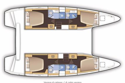 Lagoon 42 for sale in Martinique for €410,000 (£367,604)