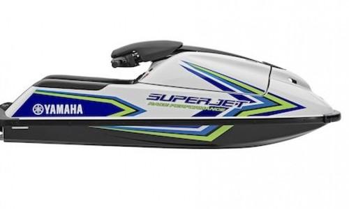 Image of Yamaha Superjet Race for sale in United Kingdom for £7,400 United Kingdom