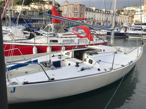 J24 For Sale >> Westerly J24 For Sale In United Kingdom For 4 250