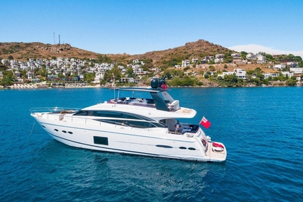 Princess 72 for sale in Turkey for €2,250,000 (£2,020,873)