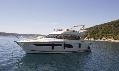 Image of Jeanneau Prestige 500 Fly for sale in Croatia for €490,000 (£432,560) Croatia