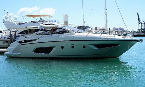 Image of Azimut Yachts Atlantis 44 for sale in United States of America for $360,000 (£279,219) North Miami, FL, United States of America