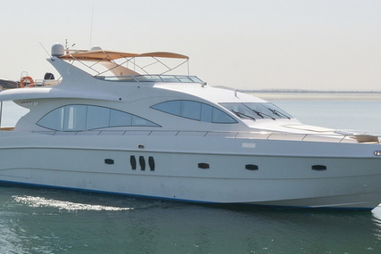 Majesty 88 for sale in United Arab Emirates for €1,495,000 (£1,336,647)