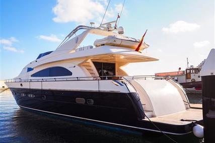 Astondoa 82' GLX for sale in Spain for €935,000 (£843,749)