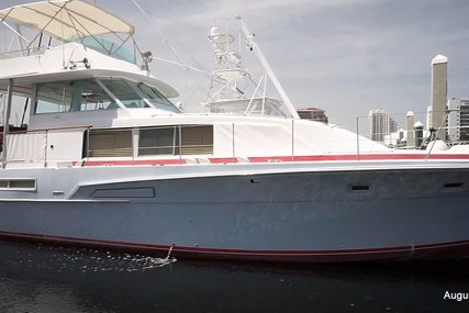 Bertram Motor Yacht Flushdeck for sale in United States of America for $70,000 (£55,480)