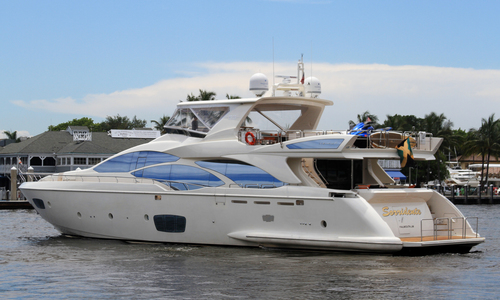 Image of Azimut Yachts 2010 for sale in United States of America for $3,499,000 (£2,761,533) Fort Lauderdale, Florida, United States of America
