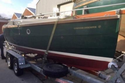 Cornish Crabber 19 SHRIMPER for sale in United Kingdom for £24,250