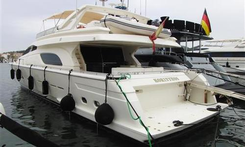 Image of Ferretti 80' for sale in Spain for €790,000 (£697,868) South , Spain