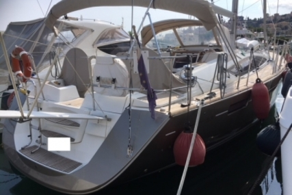 Jeanneau Sun Odyssey 53 for sale in France for €350,000 (£305,389)