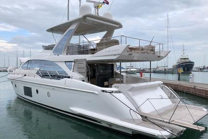 Azimut Yachts 66 for sale in Italy for €1,530,000 (£1,374,379)