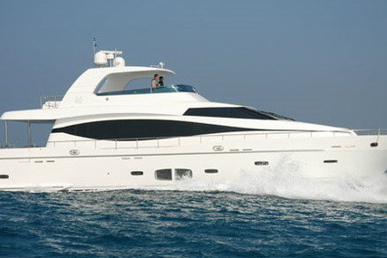 Monte Fino 76 for sale in Greece for €999,000 (£897,268)