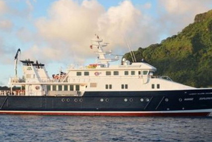 "Fassmer ""Hanse Explorer"" for sale in Germany for €11,200,000 (£10,058,374)"