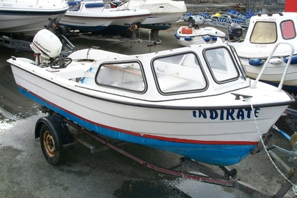 Ryds 480 Day boat ( not shetland bonwitco kruger ) for sale in United Kingdom for £2,950