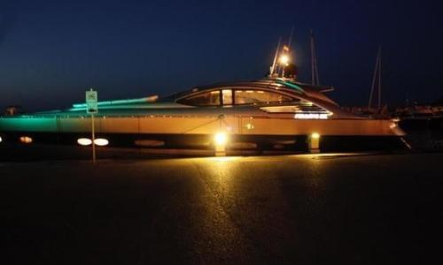 Image of Pershing 88 for sale in Spain for €999,000 (£862,933) Barcelona, Spain
