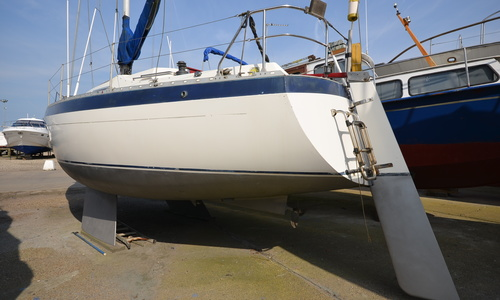 Image of Moody 29 for sale in United Kingdom for £13,995 United Kingdom