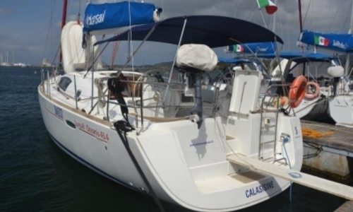 Image of Beneteau Oceanis 43 for sale in Italy for €72,000 (£63,560) PROCIDIA, Italy