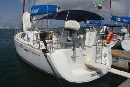 Beneteau Oceanis 43 for sale in Italy for €72,000 (£64,661)