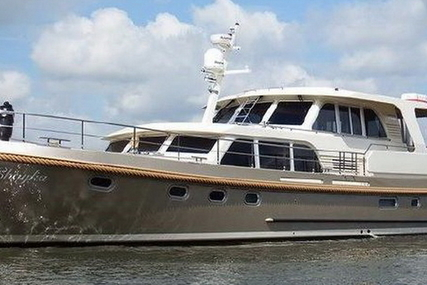 Linssen Grand Sturdy 590 AC for sale in Netherlands for €1,650,000 (£1,481,814)