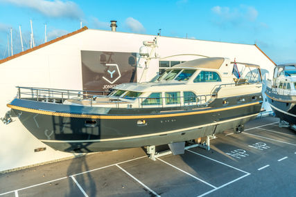 Linssen Grand Sturdy 500 AC Variotop MK II for sale in Netherlands for €795,000 (£683,142)