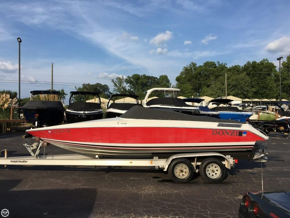 Donzi For Sale >> Donzi Z23 For Sale In United States Of America For 16 500