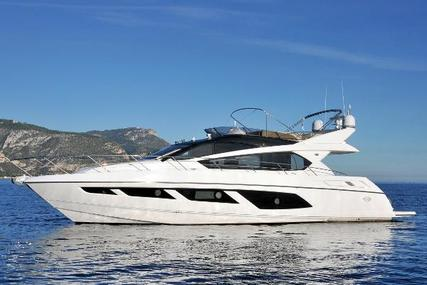 Sunseeker Manhattan 65 for sale in France for £1,195,000
