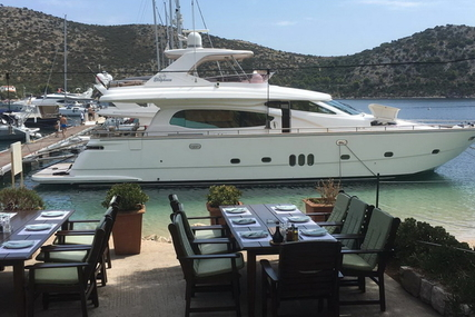 Elegance Yachts 68 for sale in Croatia for €1,299,000 (£1,166,592)