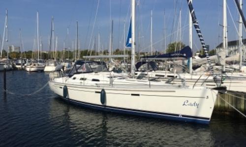 Image of Beneteau Oceanis 393 for sale in Denmark for €74,900 (£66,120) EBELTOFT, Denmark