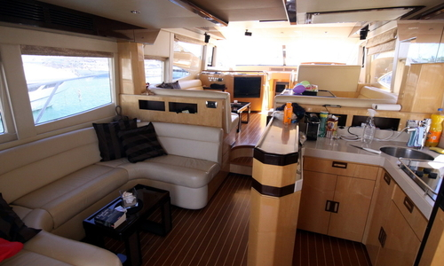 Image of Majesty 56 for sale in Spain for €379,500 (£341,148) Mittelmeer Mallorca, Mittelmeer Mallorca, Spain