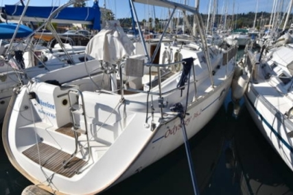 Jeanneau Sun Odyssey 36.2 for sale in Greece for €45,000 (£39,752)
