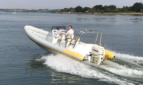Image of Scorpion 7.5m RIB for sale in United Kingdom for £32,950 Boats.co., United Kingdom