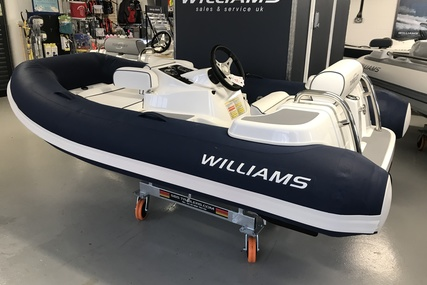 Williams Turbojet 285s 100 Hp for sale in United Kingdom for £26,477