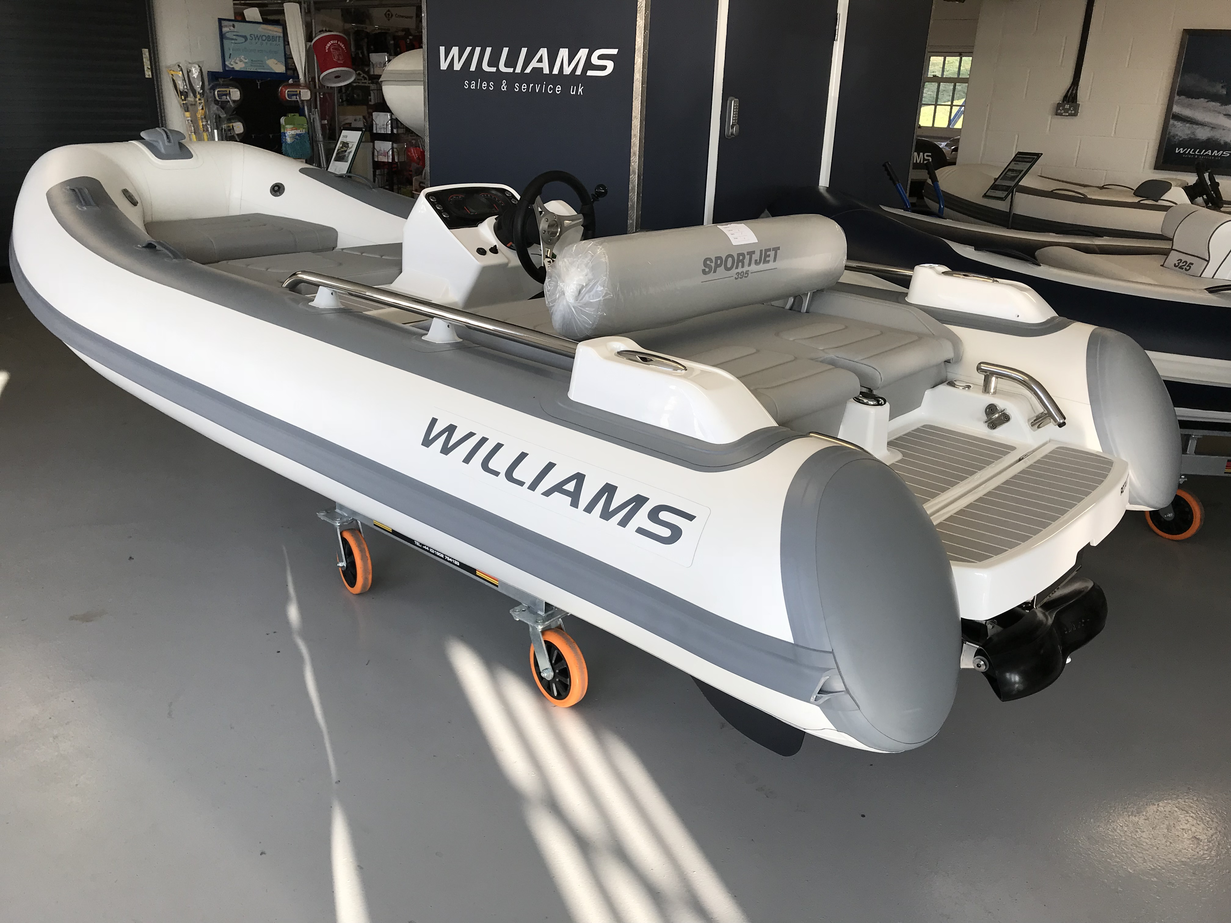 Williams Sport Jet 395 for sale in United Kingdom for £37,634