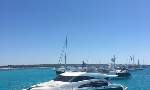 Image of Fairline Squadron 58 for sale in Spain for £650,000 Boats.co.uk, Cala d'Or, Mallorca, Spain