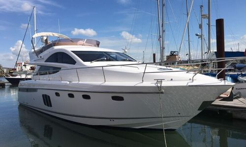 Image of Fairline Phantom 48 for sale in United Kingdom for £345,000 Southampton, United Kingdom