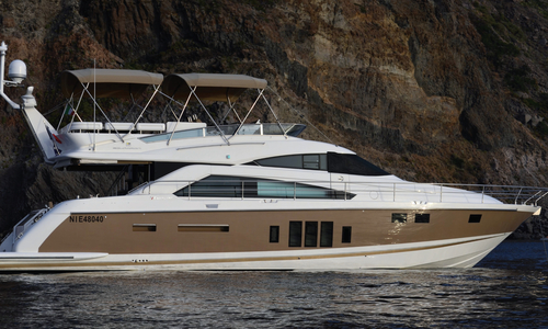 Image of Fairline Squadron 58 for sale in Spain for £620,000 Boats.co.uk, Cala d'Or, Mallorca, Spain