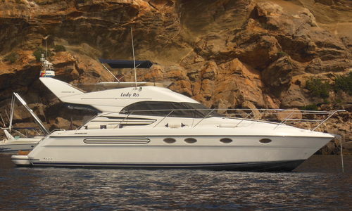 Image of Fairline Phantom 42 for sale in United Kingdom for £109,950 Boats.co., United Kingdom