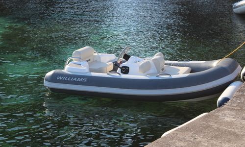 Image of Williams Turbojet 285 for sale in Spain for £14,950 Boats.co.uk, Cala d'Or, Mallorca, Spain