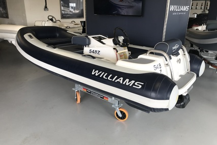 Williams Turbo Jet 325 Sport 100 Hp for sale in United Kingdom for £22,950
