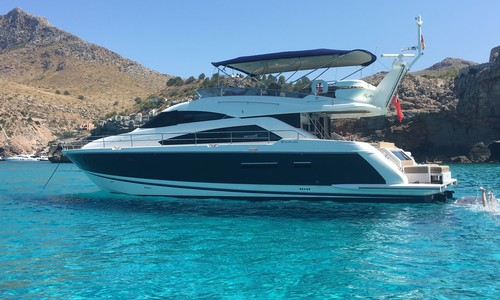 Image of Fairline Squadron 60 for sale in Spain for £849,950 Boats.co.uk Denia, Spain
