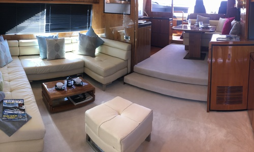 Image of Fairline Squadron 55 for sale in United Kingdom for £599,950 Boats.co., United Kingdom