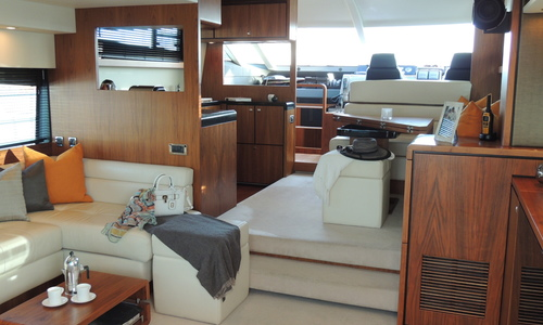 Image of Fairline Squadron 58 for sale in Spain for £630,000 Saint Carles, Spain