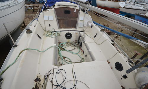 Image of Beneteau First 24 (Damaged Project) for sale in United Kingdom for £2,950 Boats.co., United Kingdom