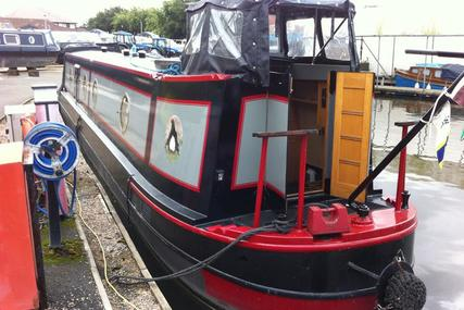 Black Grouse 44ft trad built 2012 by P Widdowson for sale in United Kingdom for £39,995