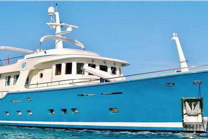 Terranova 20 for sale in Italy for €950,000 (£852,140)