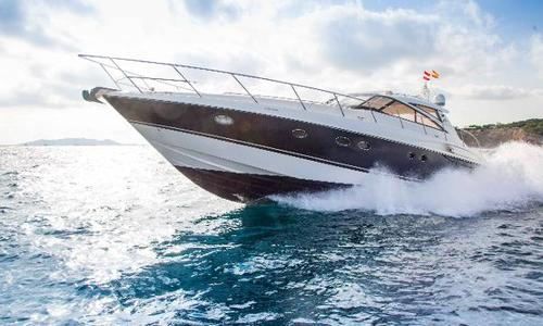 Image of Princess V58 for sale in Spain for €369,000 (£330,373) ibiza, Spain