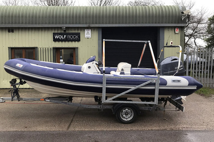 Avon Adventure 560 for sale in United Kingdom for £14,995